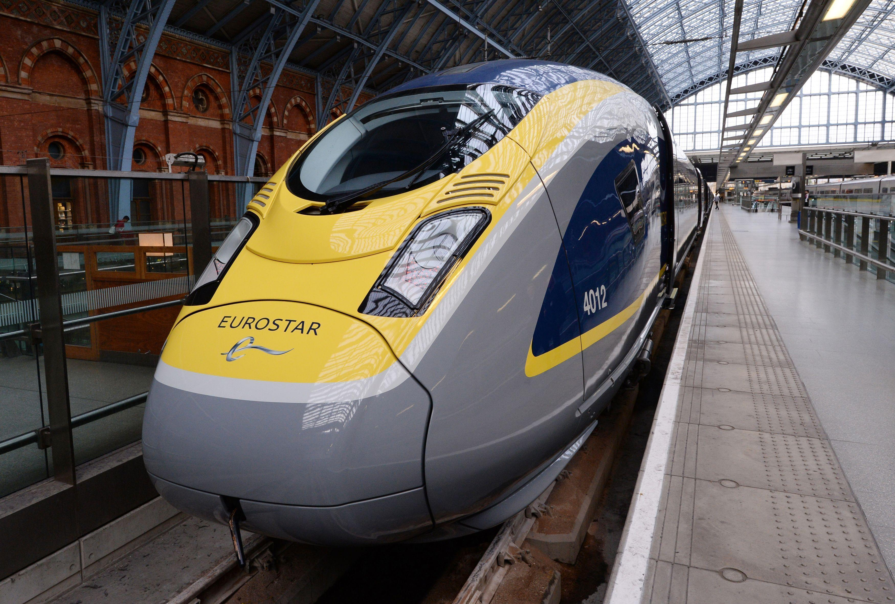 Paris Train Eurostar Releases Cheap Disneyland Paris Train Tickets From 38