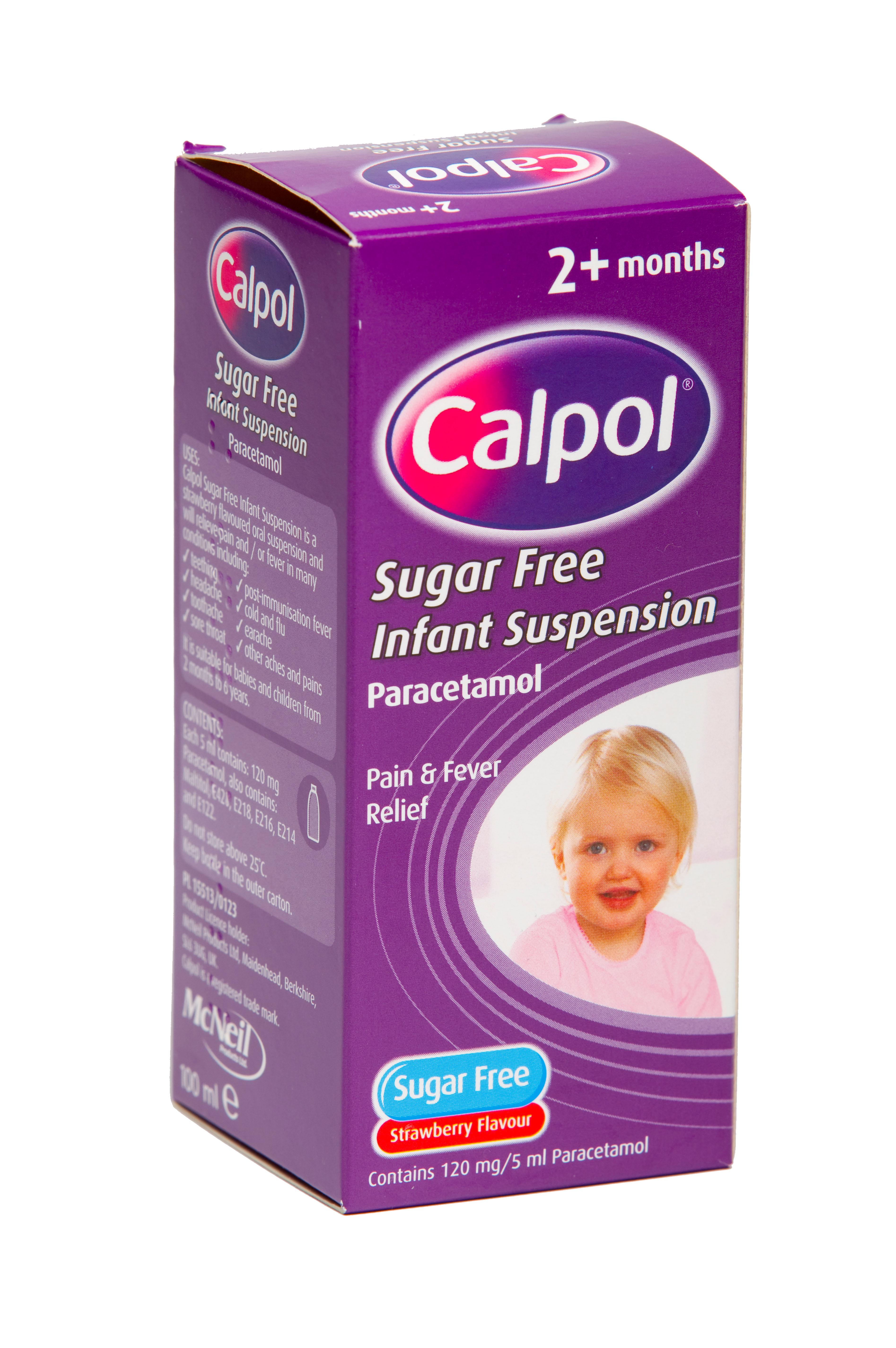 Newborn Infant With Fever How Long Does Calpol Take To Work Does It Make Babies