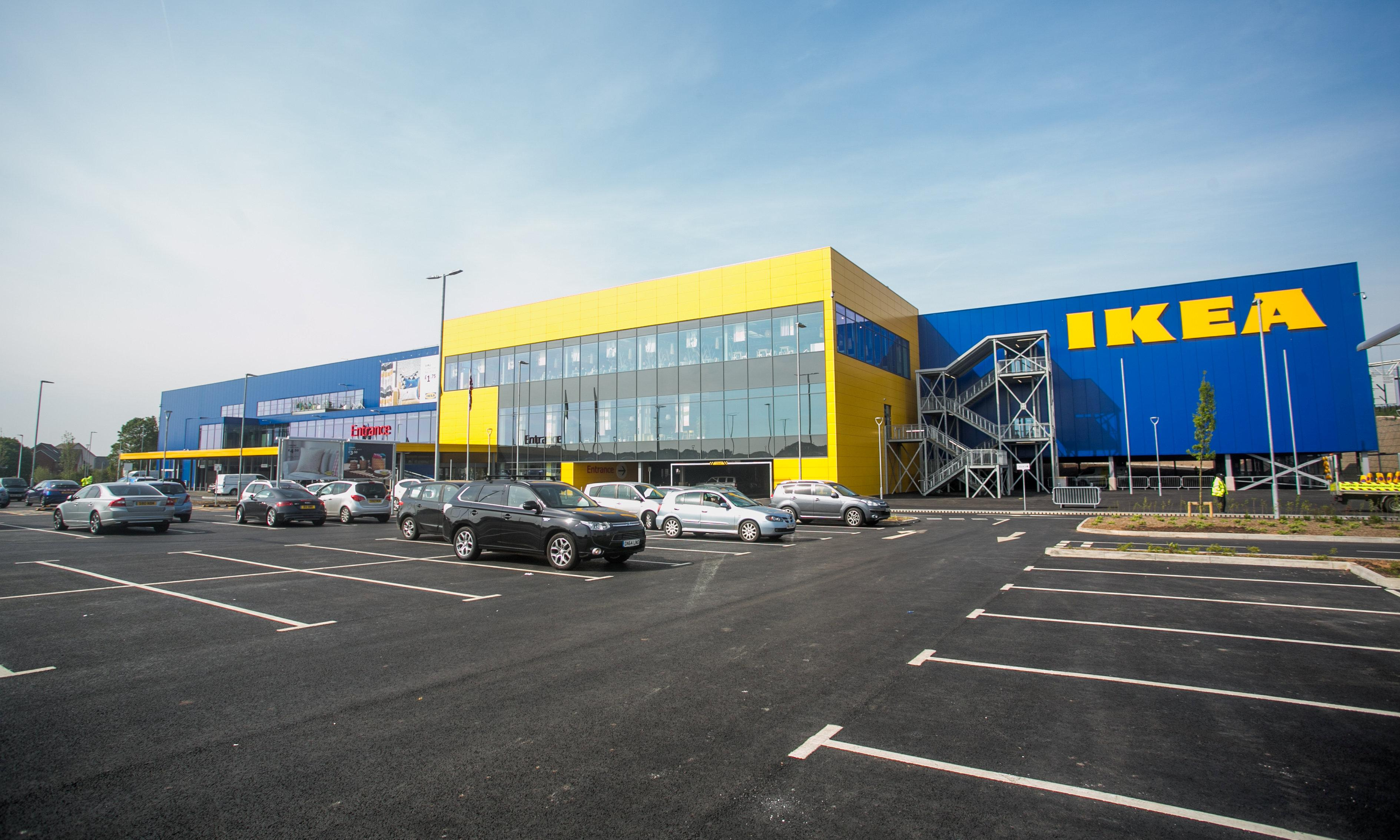 Ikea Bank Bad Ikea S New Store In Exeter Gives Wrong Directions To Shoppers