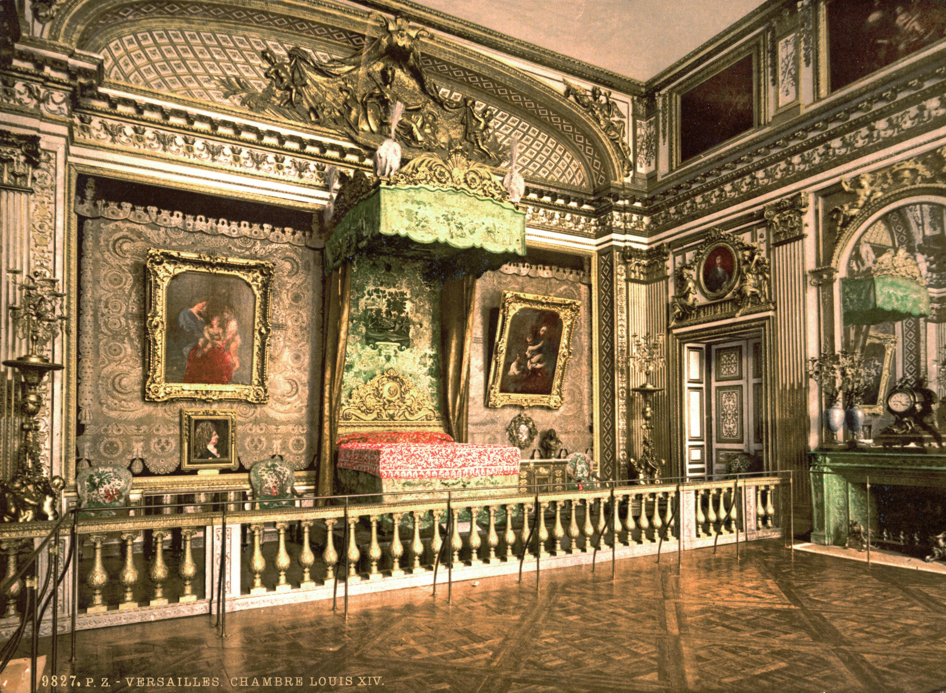 La Chambre De Louis Xiv From The Pope S Blessing To King Louis Xiv S Bed We Reveal The