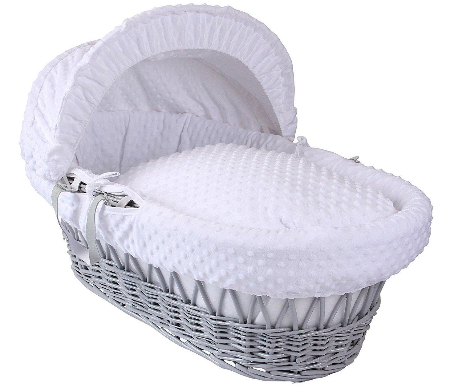 Baby Bassinet Moses Basket Cheapest And Best Value Moses Baskets 2019 The Sun Uk