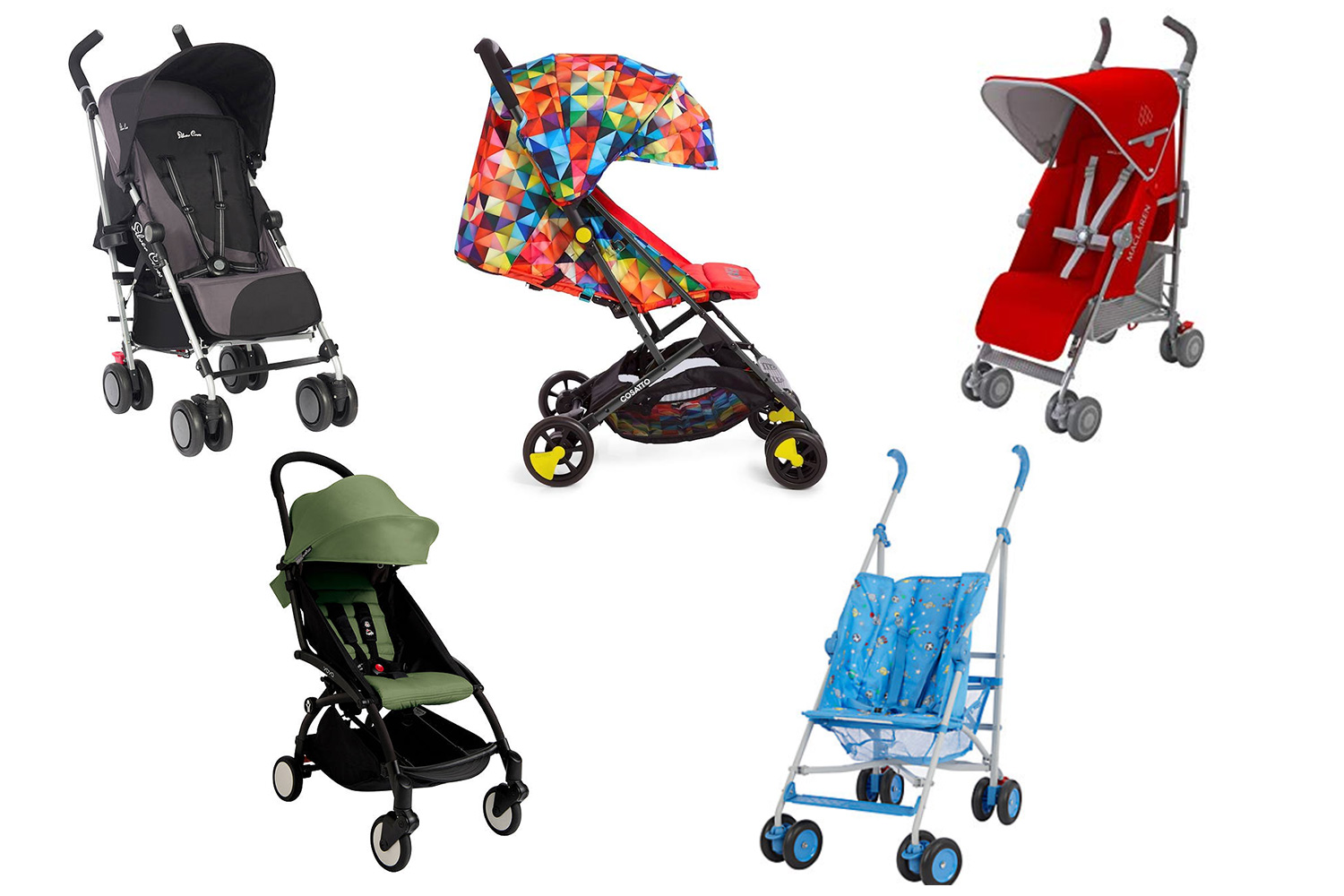 Maclaren Stroller Uk Reviews Best Umbrella Strollers 2019 The Sun Uk
