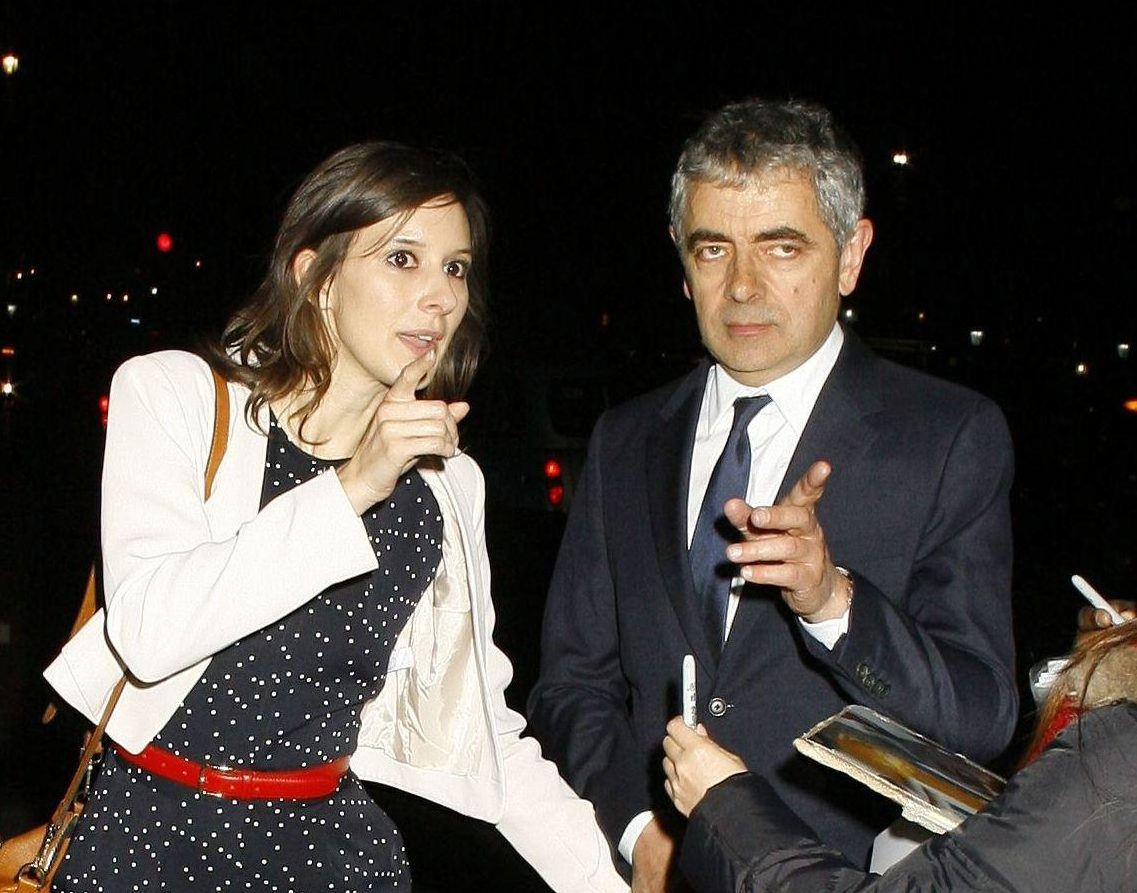 Mr Bean Mr Bean Star Rowan Atkinson To Take Year Off Work To Look After