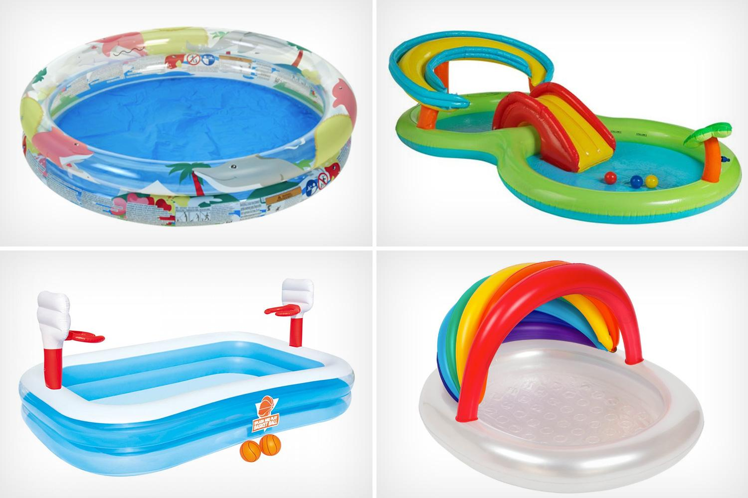 Jacuzzi Pool Argos Best Paddling Pools 2019 The Sun Uk