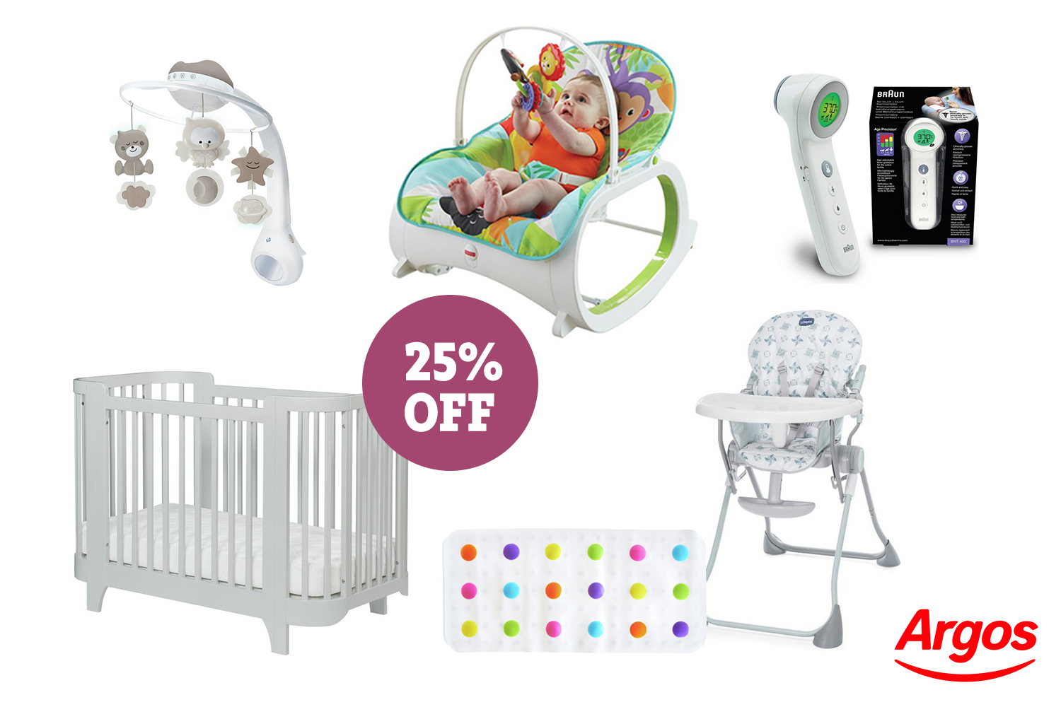 Baby Chairs Argos Argos Launches Baby And Nursery Sale With Up To A Third Off