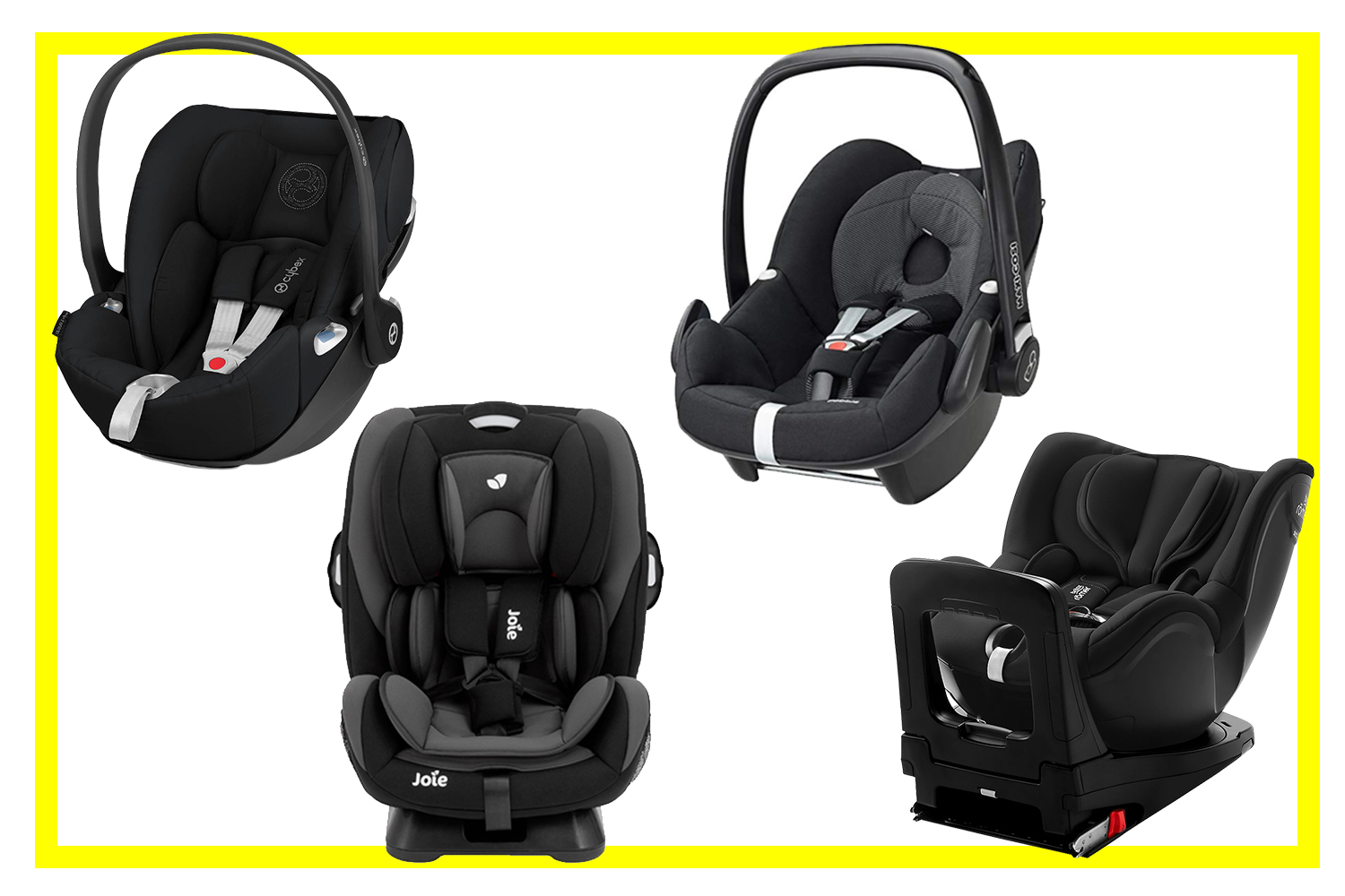Joie Isofix Base Uk Best Baby Car Seats 2019 The Sun Uk