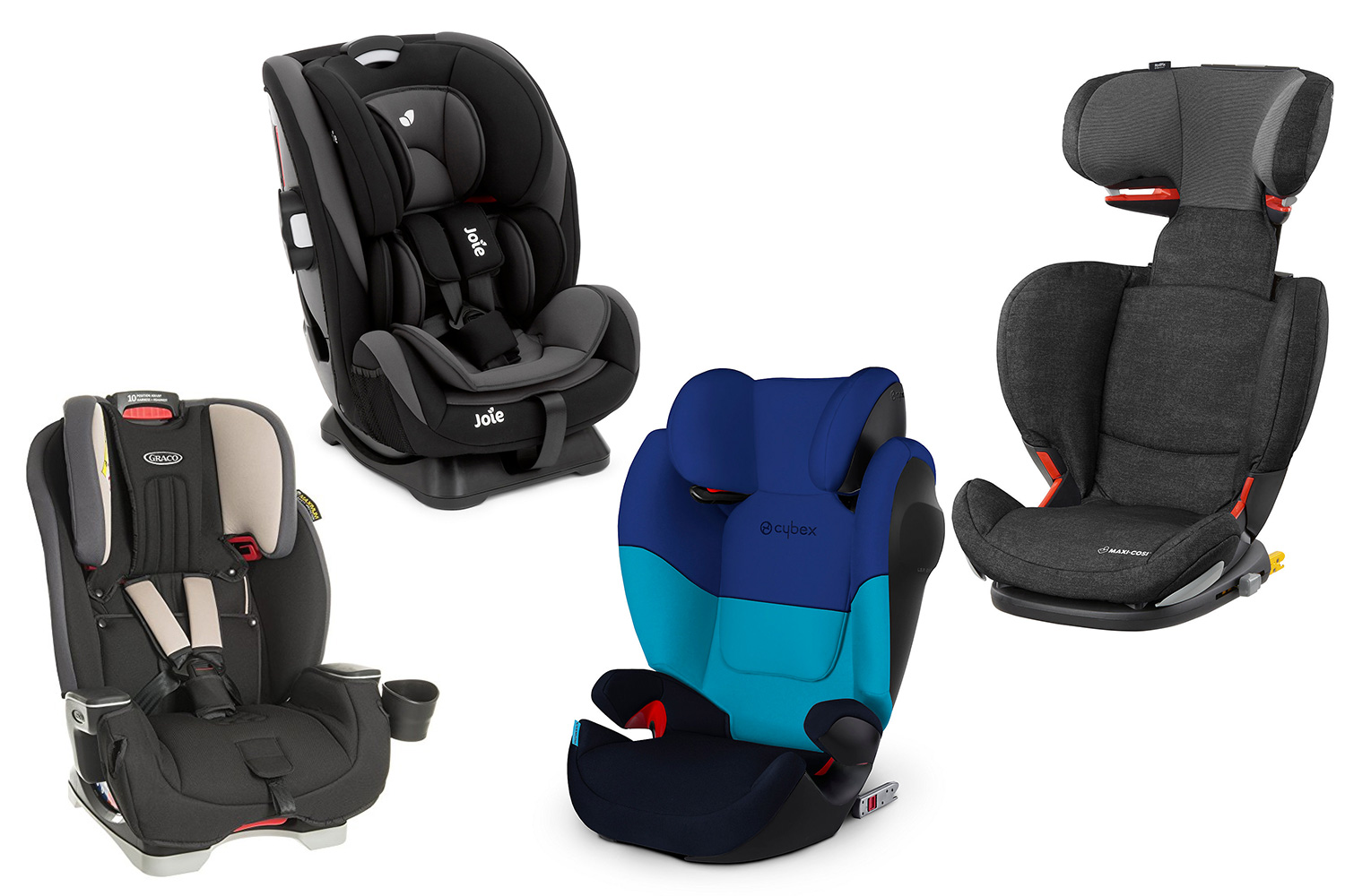 Graco Milestone Car Seat Isofix Best Car Seats 2019 The Sun Uk