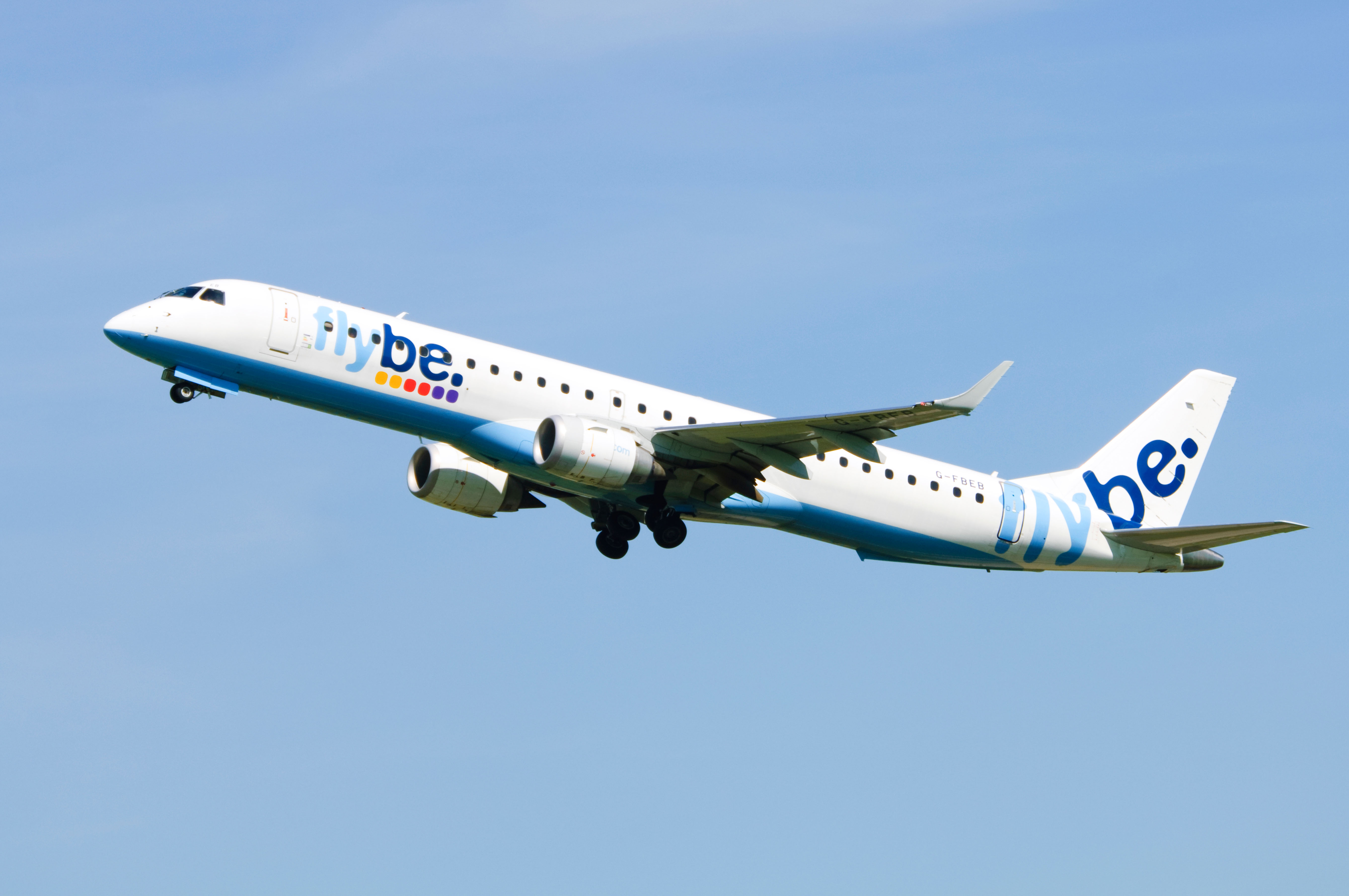 Air Ride Norwich Flybe Cancels All Jet Flights From Cardiff Doncaster