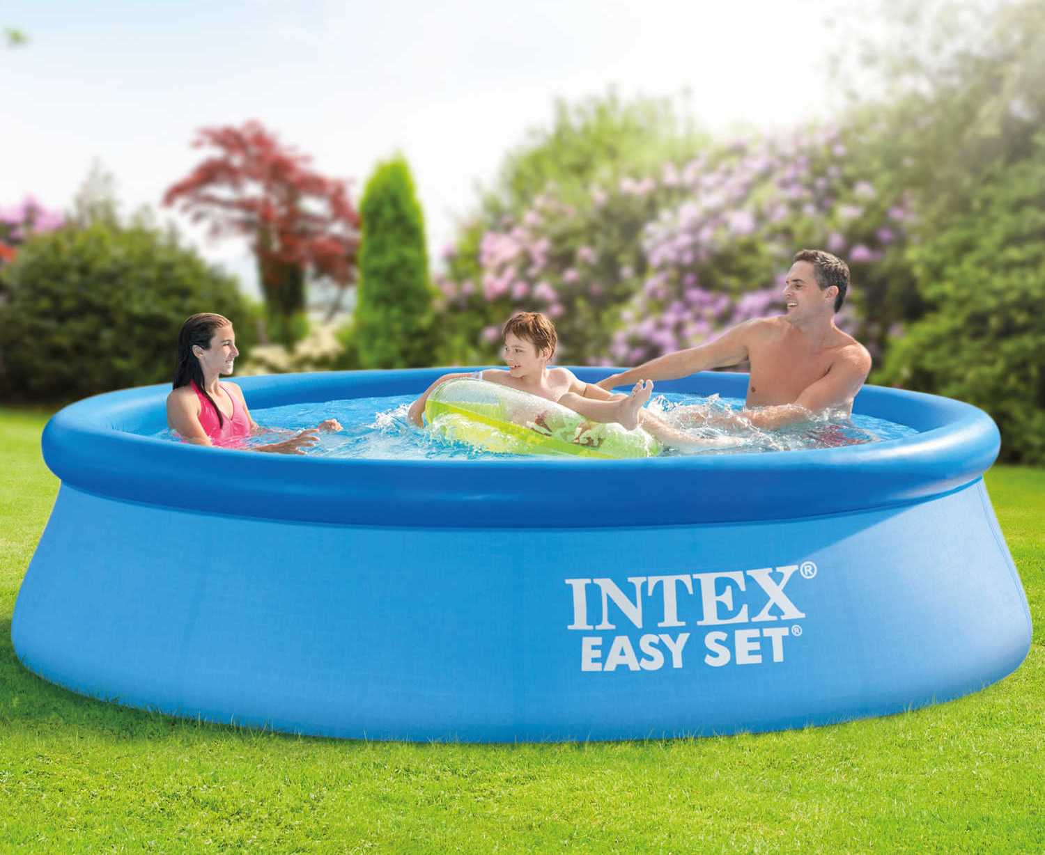 Aldi Intex Pool Aldi Slashes Price Of 30 10ft Paddling Pool To Just 10