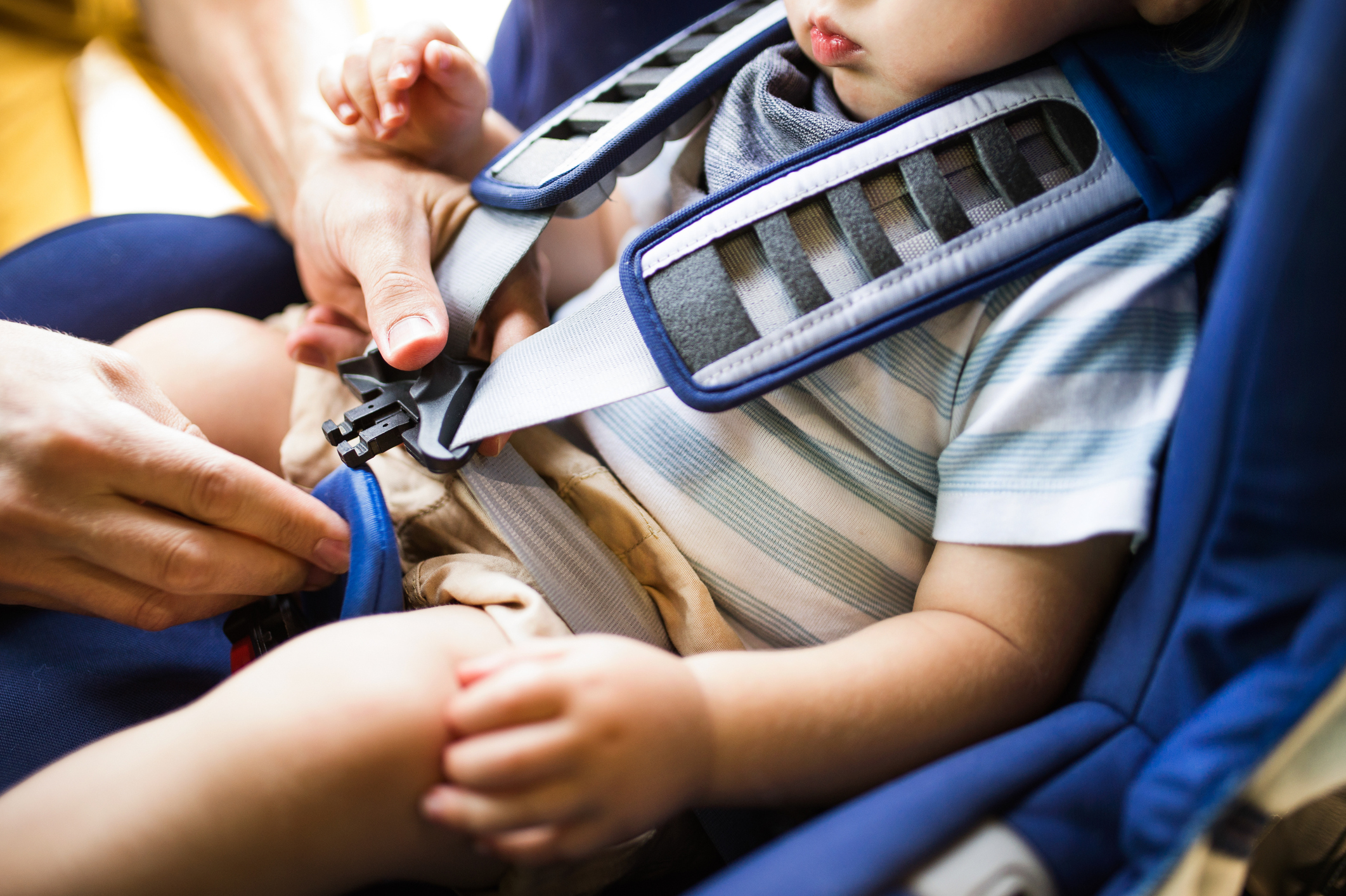 Baby Car Seat Fitting Service Thousands Of Parents Putting Kids At Risk By Not Fitting