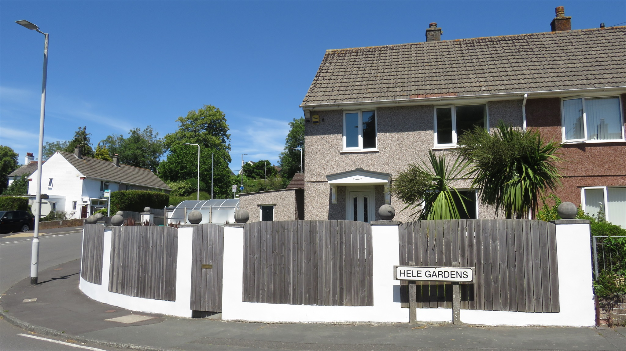 Cash Pool Gmbh Three Bed Semi Detached House With A Pool And Hot Tub On