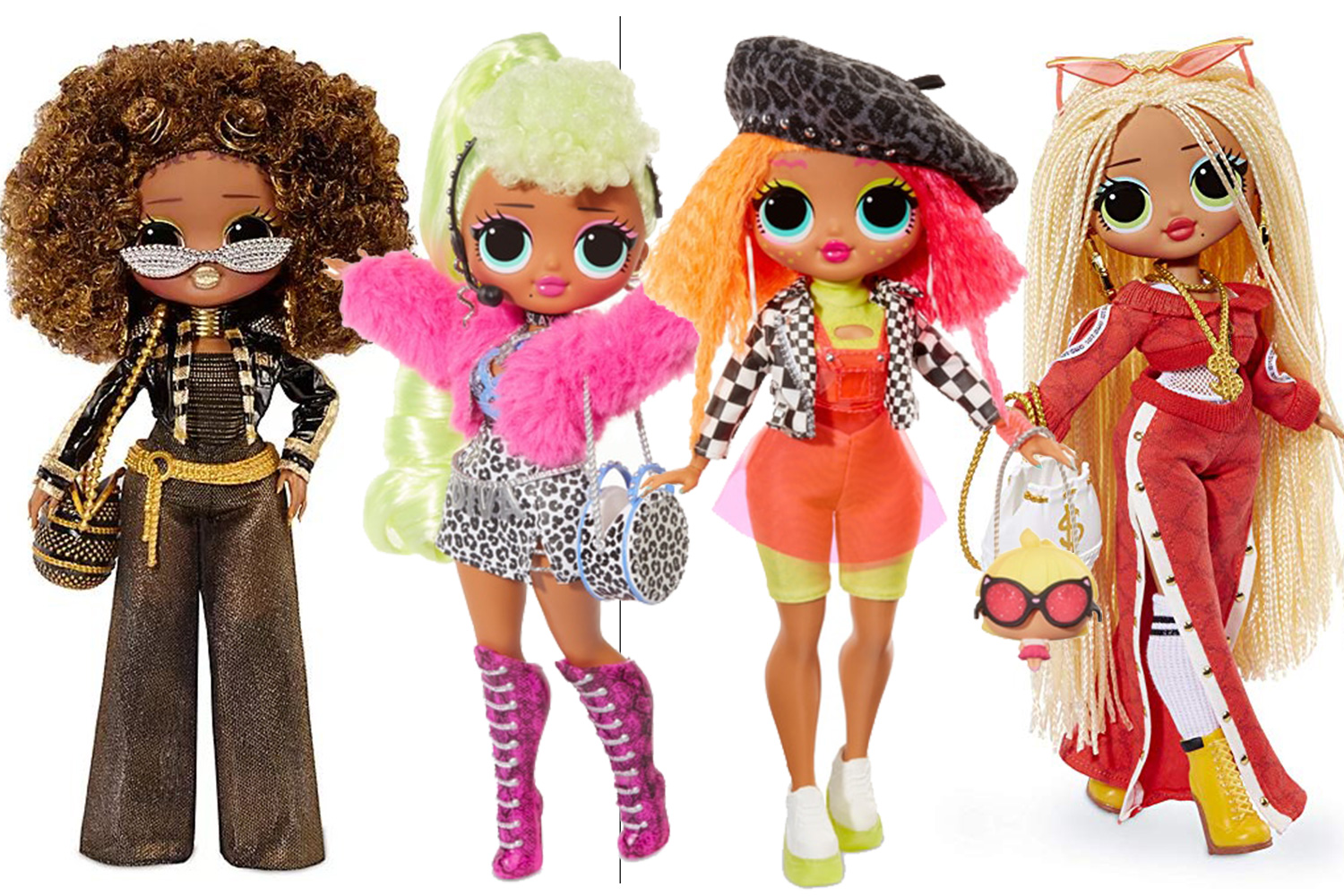 Doll Toys In Amazon Lol Surprise Launches New Fashion Dolls In Amazon Asda