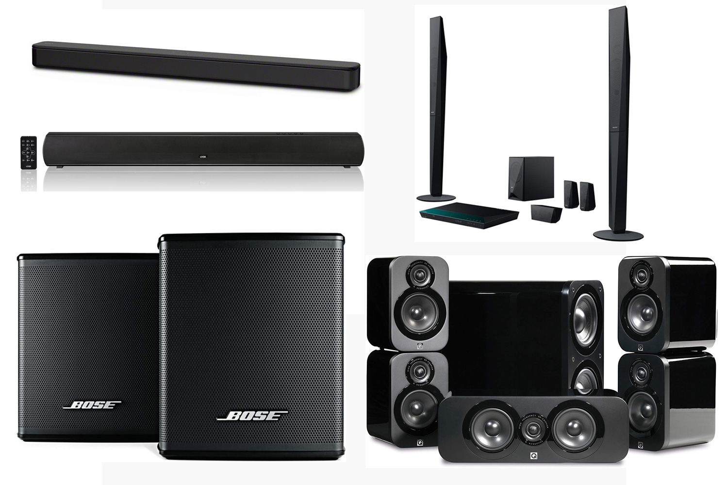 Bose Home Cinema Best Surround Sound Systems: From Bestselling To Affordable Wireless Devices And Audio Bars