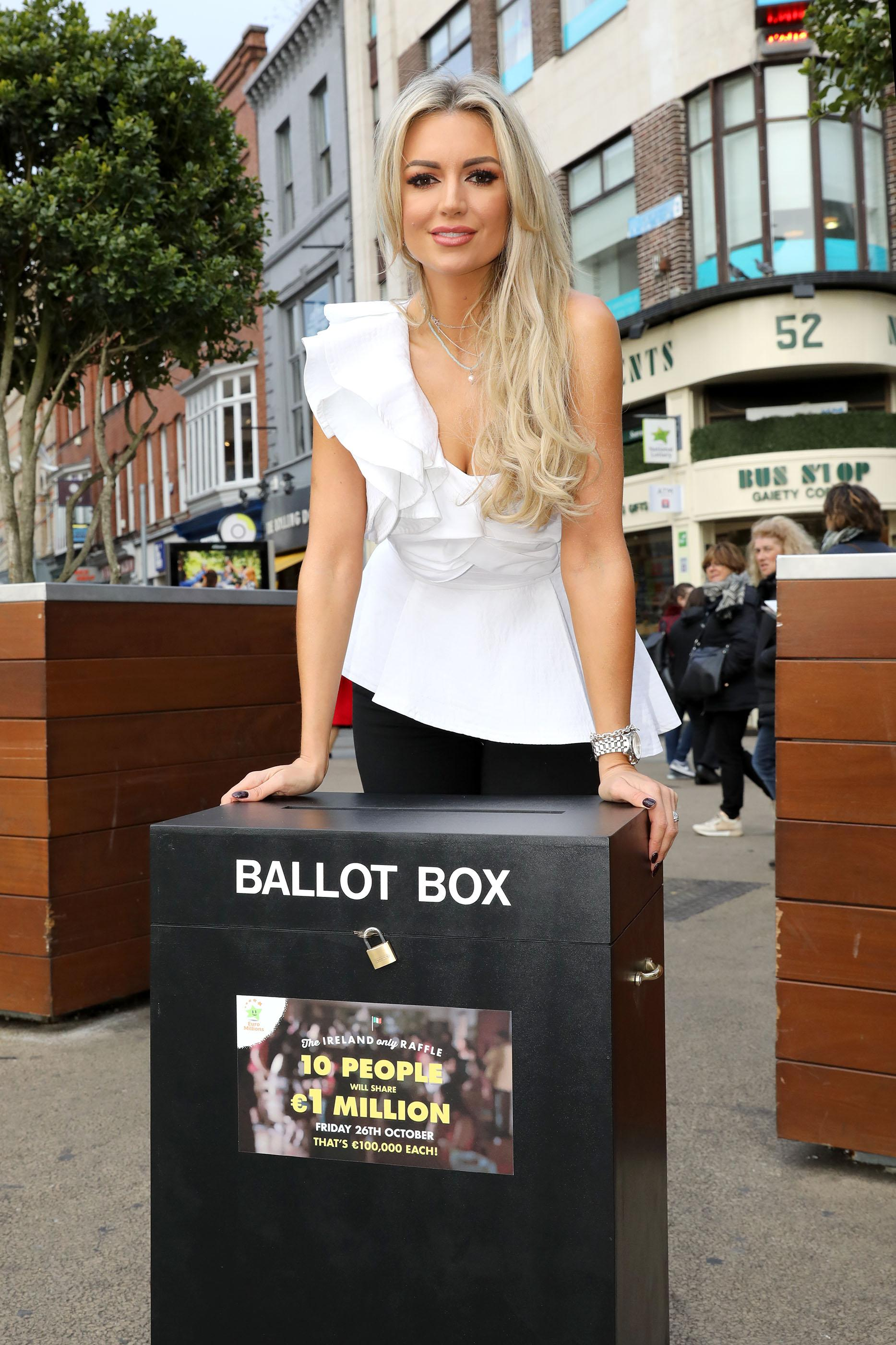 Lotto Euromillions Irish Shops That Sold Winning Euromillions Raffle Tickets Worth