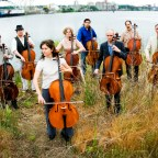 An Eclectic Easter With the Portland Cello Project