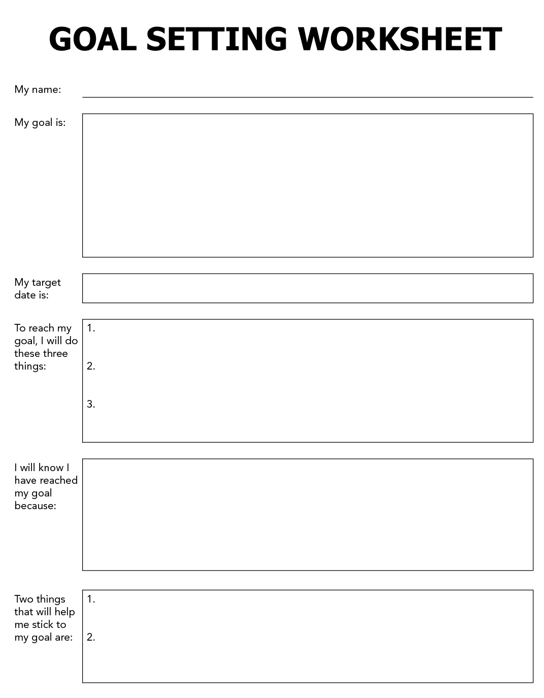 personal reference list template receipt for payment
