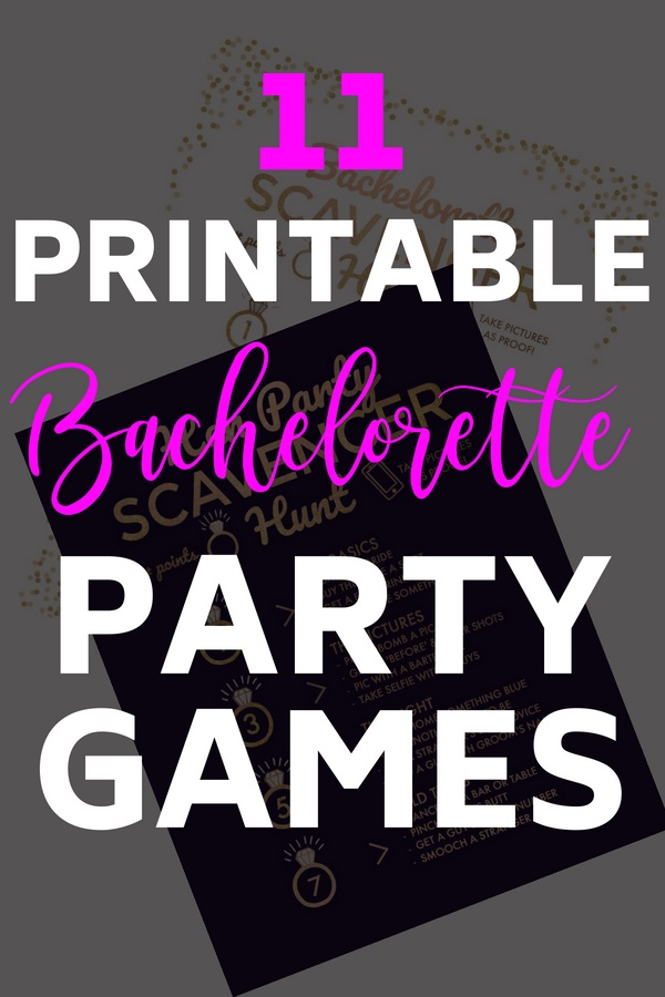 11 Bachelorette Party Games That Will Have Everyone Laughing - The