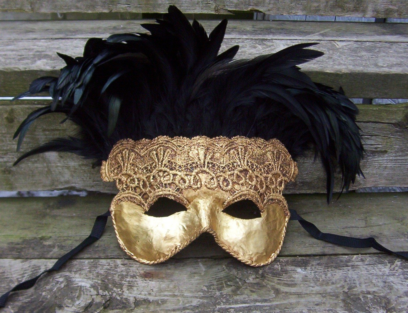 Black Mask Selber Machen Handmade Mardi Gras Masks From Lady In The Tower - The