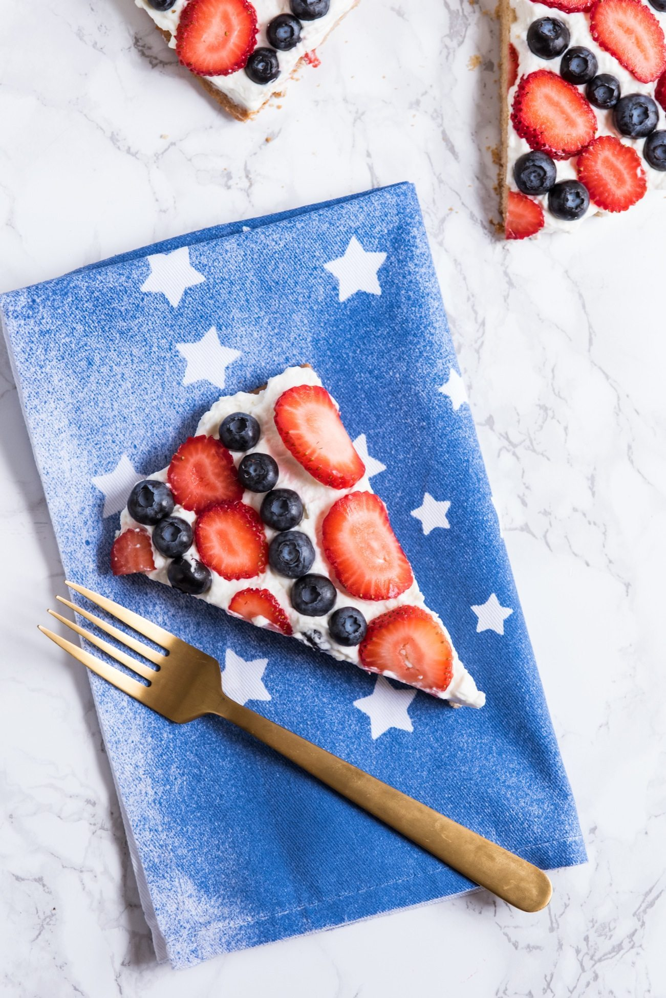 Diy Star Spangled Napkins The Sweetest Occasion