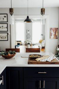 Michelle + Nicks Super Chic Modern Boho Kitchen   The ...