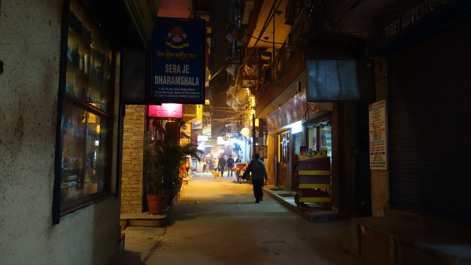 Main Street, Majnu Ka Tila, Delhi