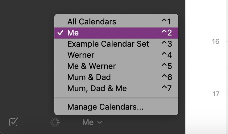 How to Make Calendar Groups in Fantastical for the Mac \u2013 The Sweet Setup