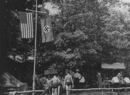 German-American Bund summer camp, Long Island