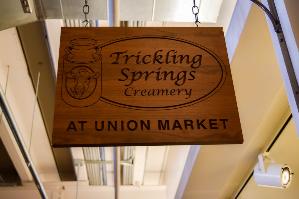 Cucina Al Volo Union Market My Travel Diary: How To Spend A Weekend In D.c. - The Swirl