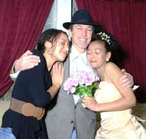 Frank and San Robinson - Girls