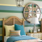 Coastal Cottage Design Twin Bedroom of Delray Beach | The Tailored Pillow