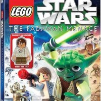 September 2015 Giveaway - Lego Star Wars: The Padawan Menace
