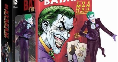 "Win ""The Killing Joke"" Blu-ray, Book, Statue, and More!"