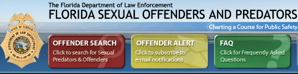 Florida Sexual Offenders And Predators