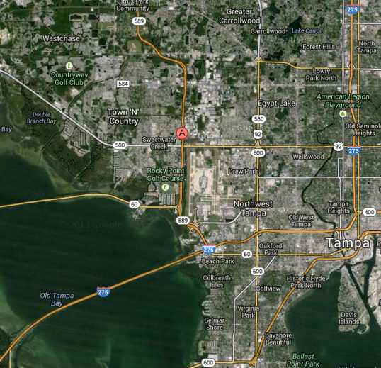 Neighborhoods Near Bristol-Myers Squibb's New Facility in Tampa, Fl