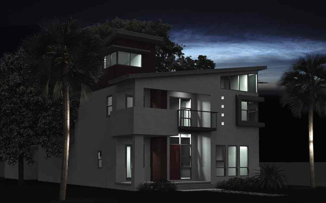 Visionaries to Build Neo-Mid-Century Modern Masterpiece in Riverside Heights