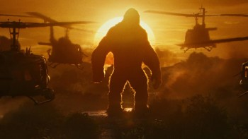 """Kong: Skull Island"" is a Mediocre Monster Movie with Pretentious Cinematography"