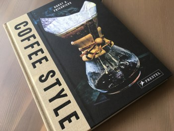 """Coffee Style"" Photo Book is Pretty But Empty"