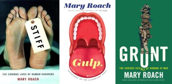 Suggested Titles for Mary Roach's Next Book