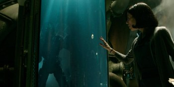 """The Shape of Water"": A Love Story Sans Towel"