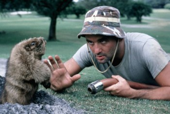 "Audiobook Review: Chris Nashawaty's ""Caddyshack: The Making of a Hollywood Cinderella Story"""