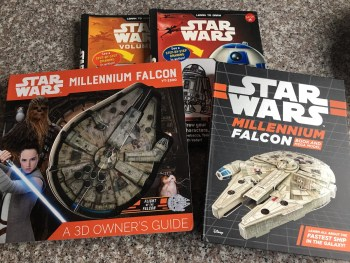 Fall Fun (and Frustration) with the Millennium Falcon