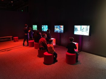 Look Inside the Science Museum of Minnesota's New Video Games Exhibit