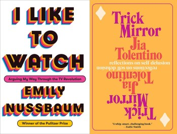 Book Review: Emily Nussbaum and Jia Tolentino Change the Channel