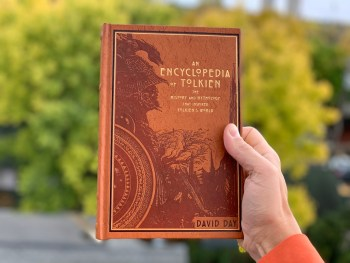 "Book Review: ""An Encyclopedia of Tolkien"" is a Treasure Trove for LOTR Fans"