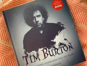 "Book Review: ""Tim Burton"" is an Approachable Guide to an Eccentric Filmmaker"