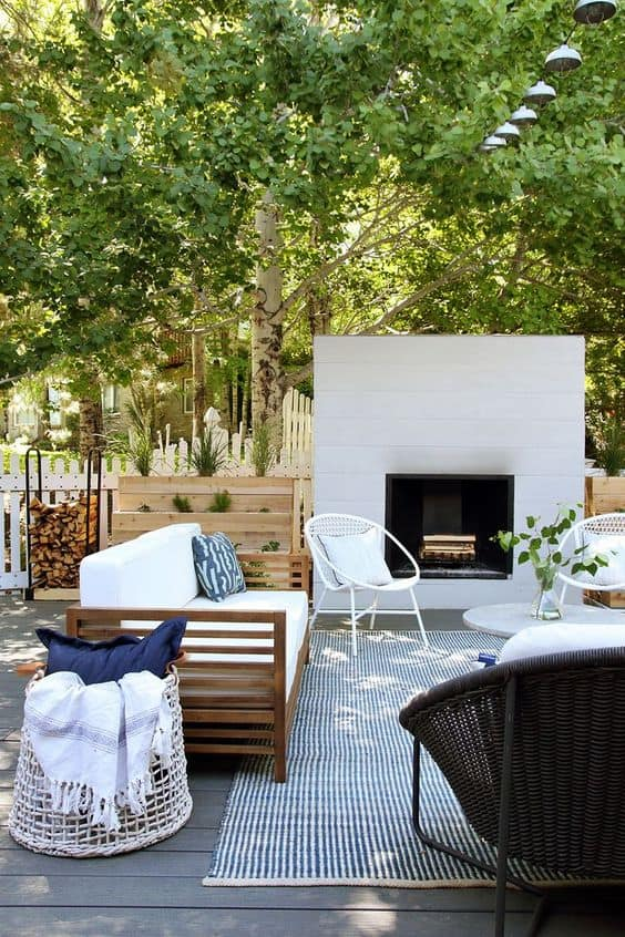Outdoor 33 33 Stunning Outdoor Seating Inspirations ...