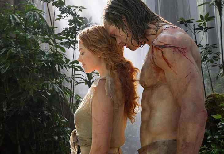 Tarzan, Jane, bloody