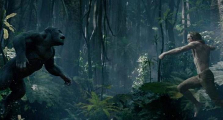 Legend of Tarzan Ape