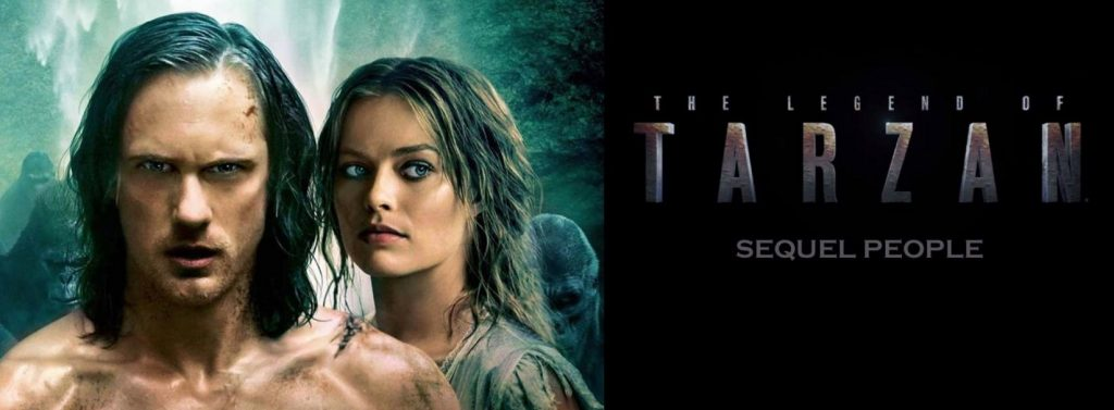 Legend of Tarzan Sequel Group