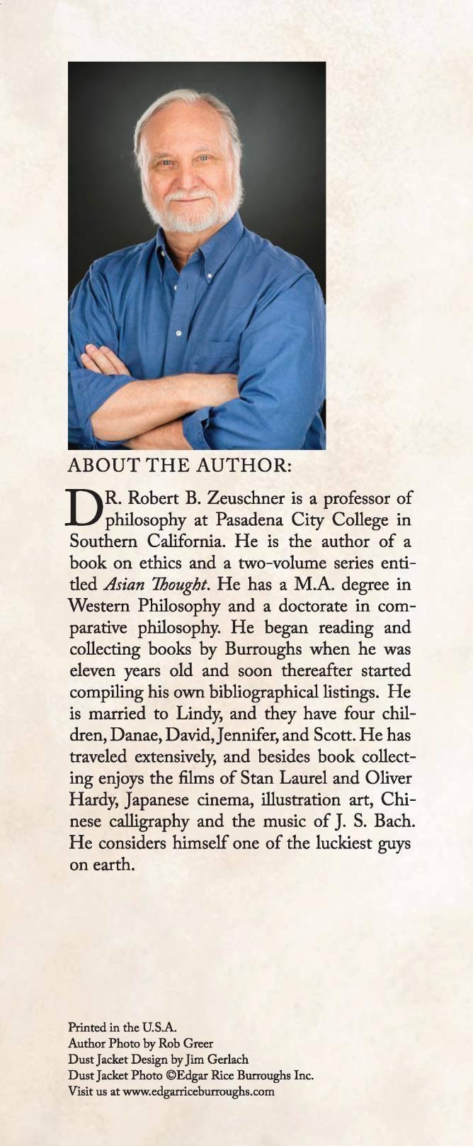 About Bob Zeuschner